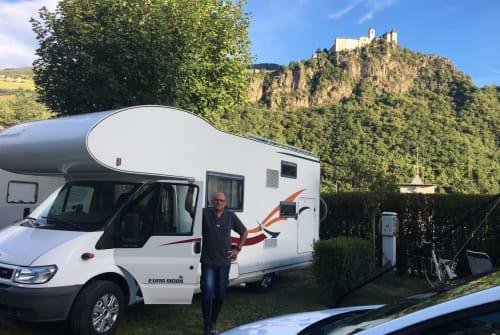 Wohnmobil mieten in Nienhagen von privat | Euramobil Eura