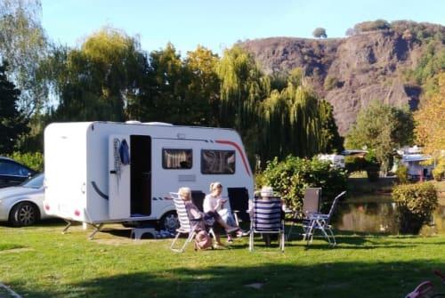 Wohnmobil mieten in Hünstetten von privat | Capron Nina