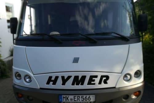 Wohnmobil mieten in Plettenberg von privat | Hymer Mucki