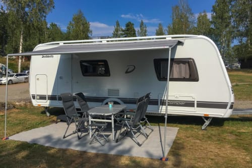 Wohnmobil mieten in Wernau (Neckar) von privat | Dethleffs Camper