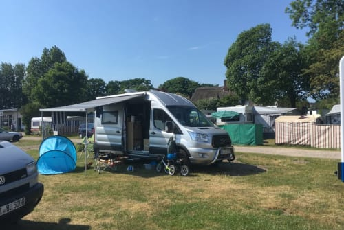Wohnmobil mieten in Hamburg von privat | Ford Dex