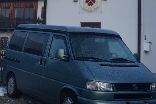 Wohnmobil mieten in Dietramszell von privat | Volkswagen MM2115