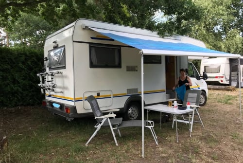 Wohnmobil mieten in Berlin von privat | Euromobil Buckelwal