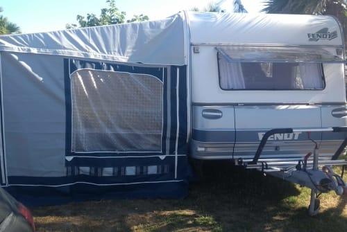 Wohnmobil mieten in Stutensee von privat | Fendt AusZeit