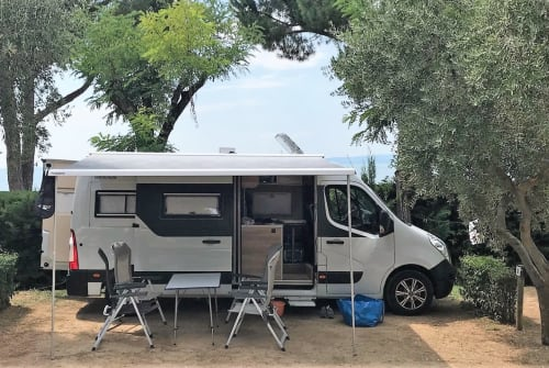 Wohnmobil mieten in Bad Brückenau von privat | Opel Movano Momento
