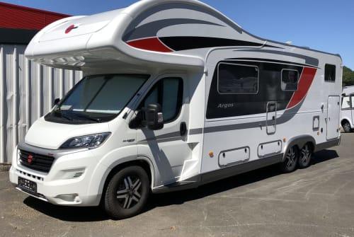 Wohnmobil mieten in Dortmund von privat | Bürstner  Argos A747-2G