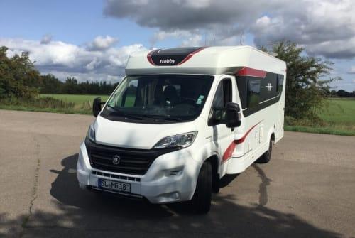 Wohnmobil mieten in Oeversee von privat | Hobby ICEMan's Home