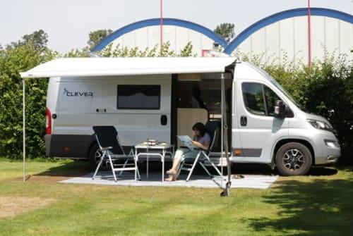 Wohnmobil mieten in Münster von privat | Citroen Fluchtwagen