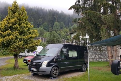 Wohnmobil mieten in Dresden von privat   Ford Transit