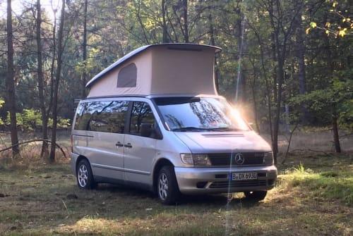 Wohnmobil mieten in Berlin von privat | Mercedes Benz Vito El Vito