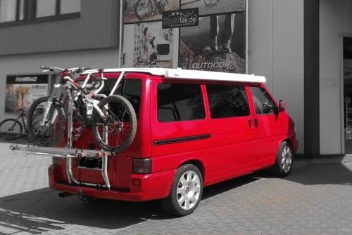 Wohnmobil mieten in Anröchte von privat | VW red-bus
