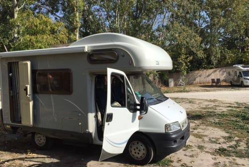 Wohnmobil mieten in Halle von privat | Fiat Paul-Emma