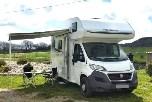 Wohnmobil mieten in Bulzi von privat | Weinsberg La Cara