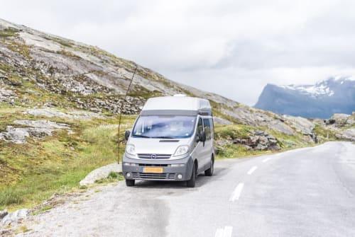 Wohnmobil mieten in Utrecht von privat | Opel Silver Star (A)