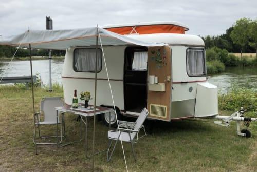 Wohnmobil mieten in Greven von privat | HYMER Eriba ERIBA PAN