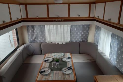 Wohnmobil mieten in Haselünne von privat | Knaus JD Südwind