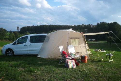 Wohnmobil mieten in Bad Waldsee von privat | Citroen Camper KARLIE