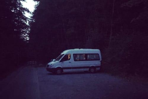 Wohnmobil mieten in Ochtrup von privat | Mercedes Ulrike