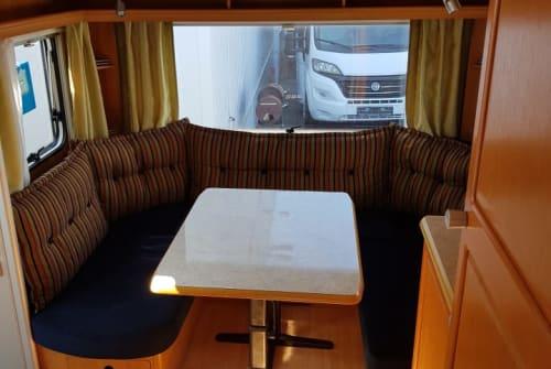 Wohnmobil mieten in Albersdorf von privat | Tabbert  TABBI