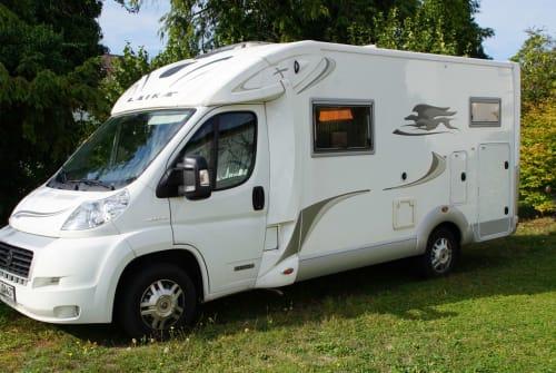 Wohnmobil mieten in Rheinau von privat | Laika Rumtreiber