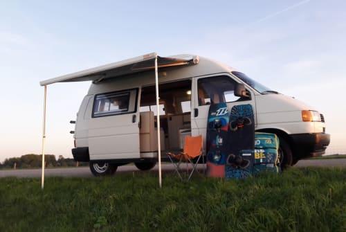 Wohnmobil mieten in Kampen von privat | Volkswagen Albert