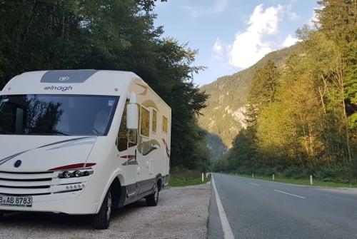 Wohnmobil mieten in Berlin von privat | elnagh BAB-Relax