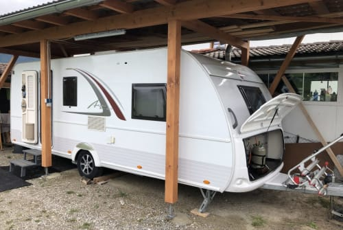 Wohnmobil mieten in Halblech von privat | Bürstner Bürsti