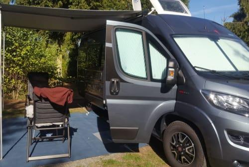 Wohnmobil mieten in Bremen von privat | Fiat Ducato Benny