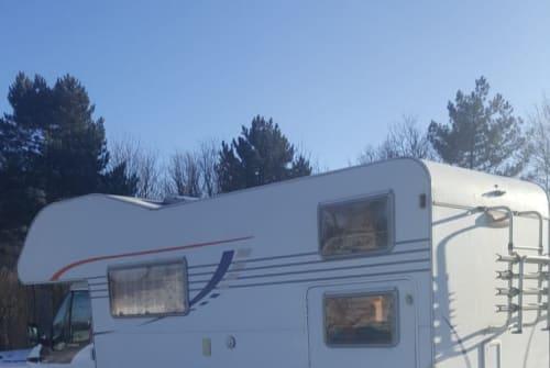 Wohnmobil mieten in Hildesheim von privat | Ford Wusel