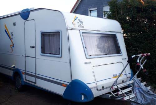 Wohnmobil mieten in Remscheid von privat | Knaus Blaue Linie 2