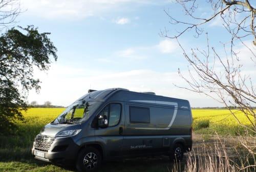 Wohnmobil mieten in Niebüll von privat | Citroen Summit All In