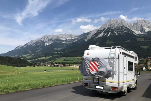 Wohnmobil mieten in Gießen von privat | Fiat A535 active