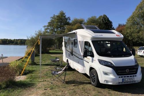 Wohnmobil mieten in Hanau von privat | Eura Mobil Tony
