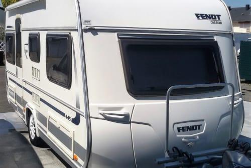 Wohnmobil mieten in Bergheim von privat | Fendt Fendti