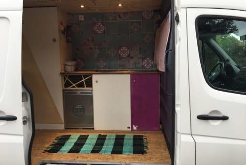 Wohnmobil mieten in München von privat | Volkswagen El Hippie