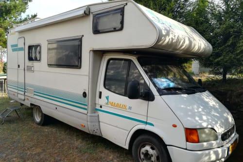 Wohnmobil mieten in Mellid von privat | Ford Transit Elnagh Big