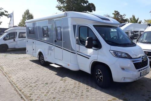 Wohnmobil mieten in Werder von privat | Citroen Jumper - Dethleffs #Valentino