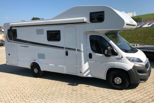 Wohnmobil mieten in Teublitz von privat | Weinsberg Weinsberg 700DG