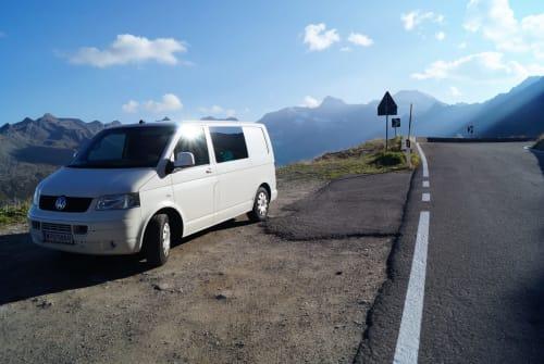 Wohnmobil mieten in Wien von privat | Volkswagen Willibert