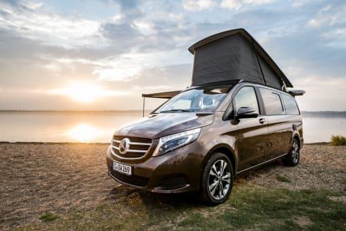 Wohnmobil mieten in Leipzig von privat | Mercedes-Benz 4Matic Marco