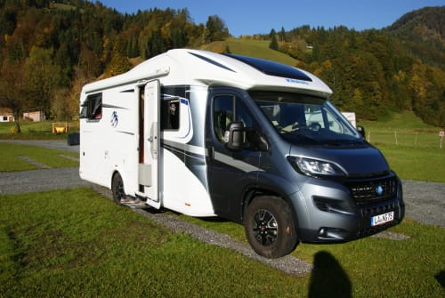 Wohnmobil mieten in Landshut von privat | Knaus BroMo