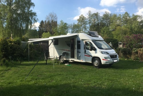 Wohnmobil mieten in Peine von privat | Fiat Hotel Campinski