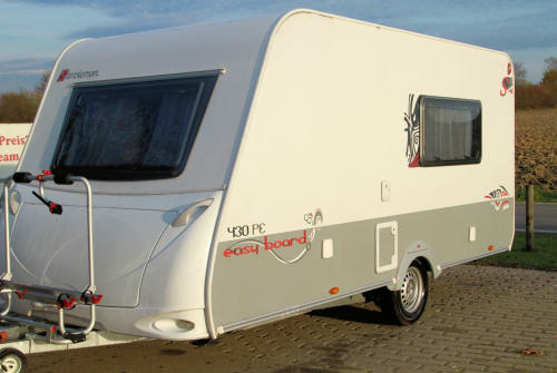 Wohnmobil mieten in Erdweg von privat | Sterckeman Home-Is-Where-You-Park-It