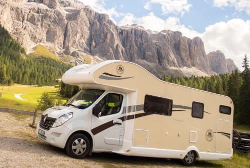 Wohnmobil mieten in Frankenthal (Pfalz) von privat | Ahorn Canada AS Urlaubskutsche
