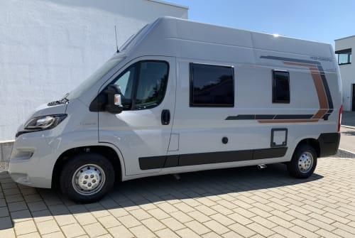 Wohnmobil mieten in Sigmaringen von privat | Weinsberg Vier gewinnt