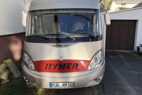 Wohnmobil mieten in Binz von privat | Mercedes Sprinter Supercamp