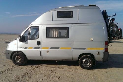 Wohnmobil mieten in Leipzig von privat | Peugeot Boxer Boxi ☺↝❀