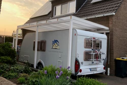 Wohnmobil mieten in Dormagen von privat   Knaus Knausi