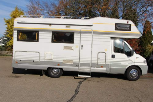 Wohnmobil mieten in Schwanstetten von privat | Fiat WoMo