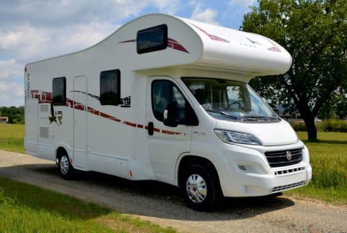Wohnmobil mieten in Vught von privat | Rimor 2017 camper !!
